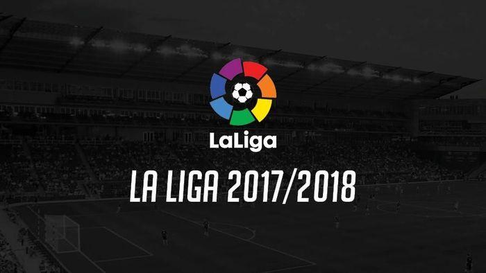 Infografis rekapan La Liga 2017/2018 (Infografis Detiksport)