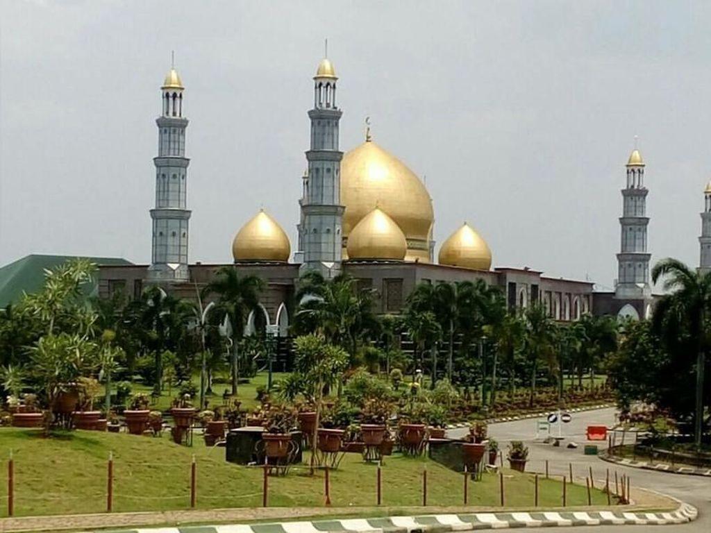 Fakta Menarik Seputar Masjid Kubah Mas Depok