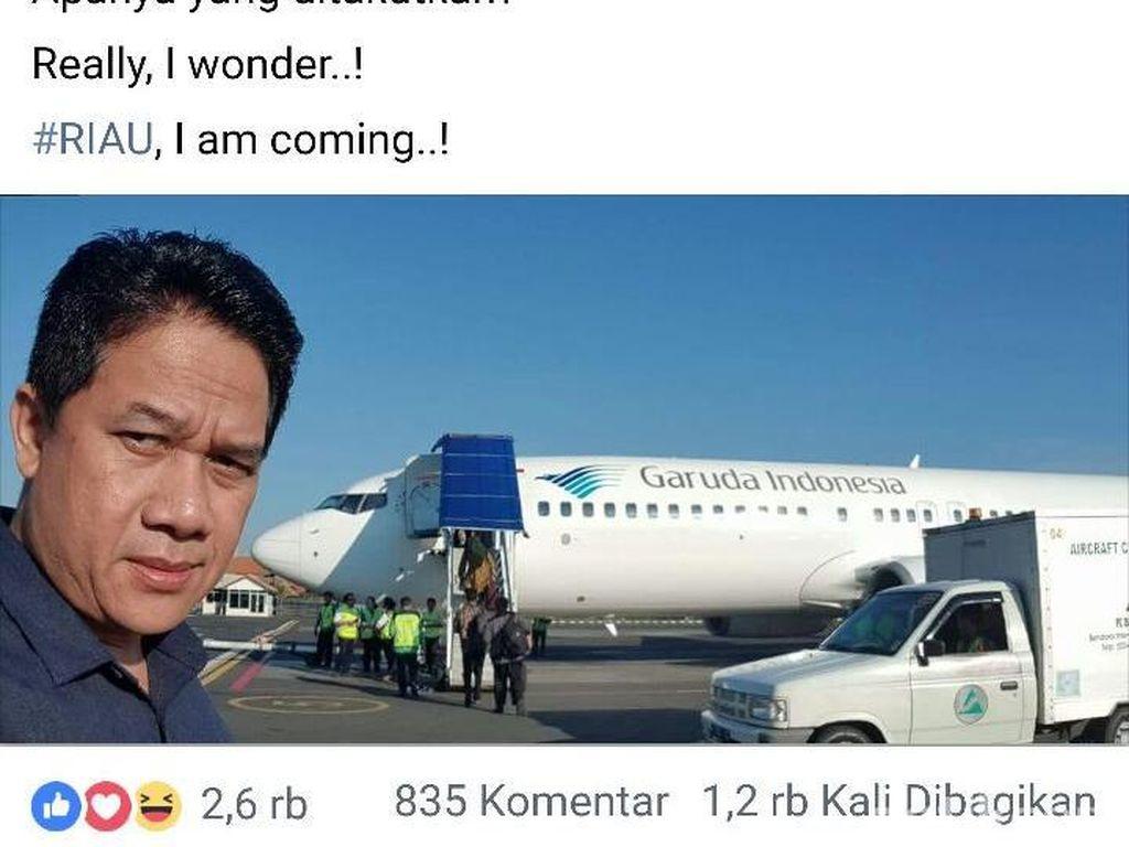 Dicopot Usai Jadi Saksi Ahli HTI, Prof Suteki Gugat Rektor Undip