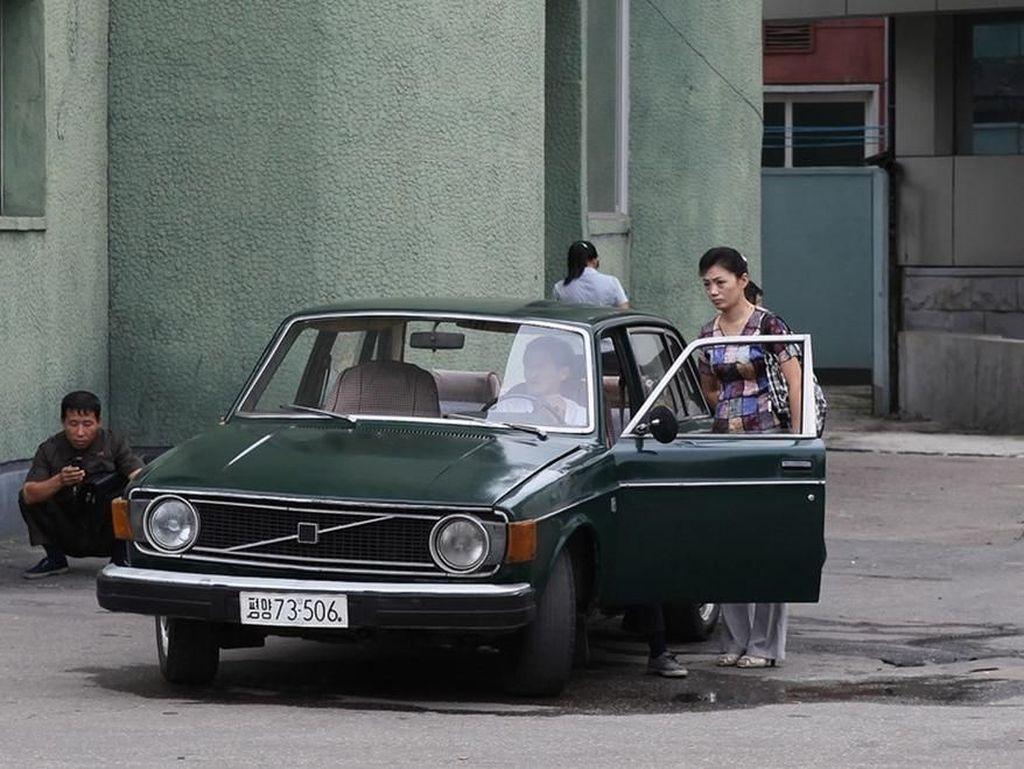 Susahnya Temukan Toyota, Honda Cs di Negara Kim Jong Un