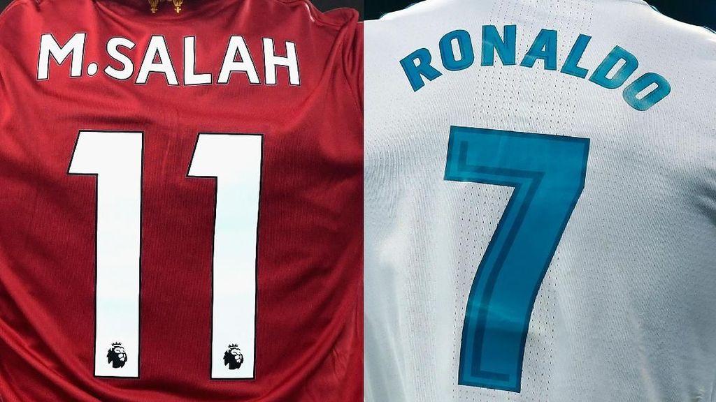Liverpool Produktif di Babak Pertama, Real Madrid Tajam Usai Jeda