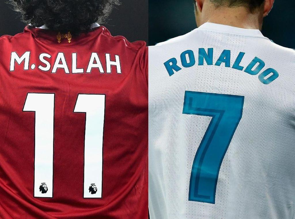 Saatnya Final Liga Champions 2017/2018