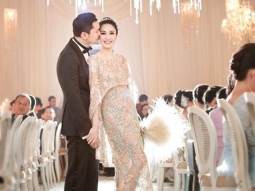Cerita Cakery yang Bikin Kue Pengantin Princess Rachel Vennya dan Sandra Dewi