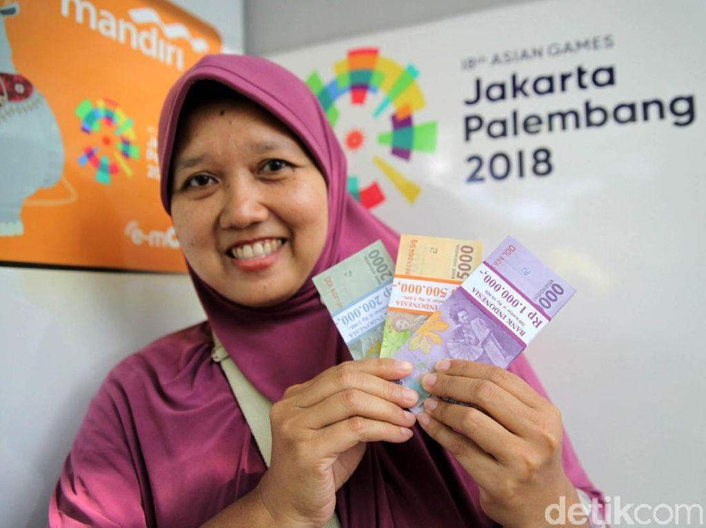 BI Siapkan Rp 5,4 Triliun untuk Penukaran Uang Lebaran di Tegal