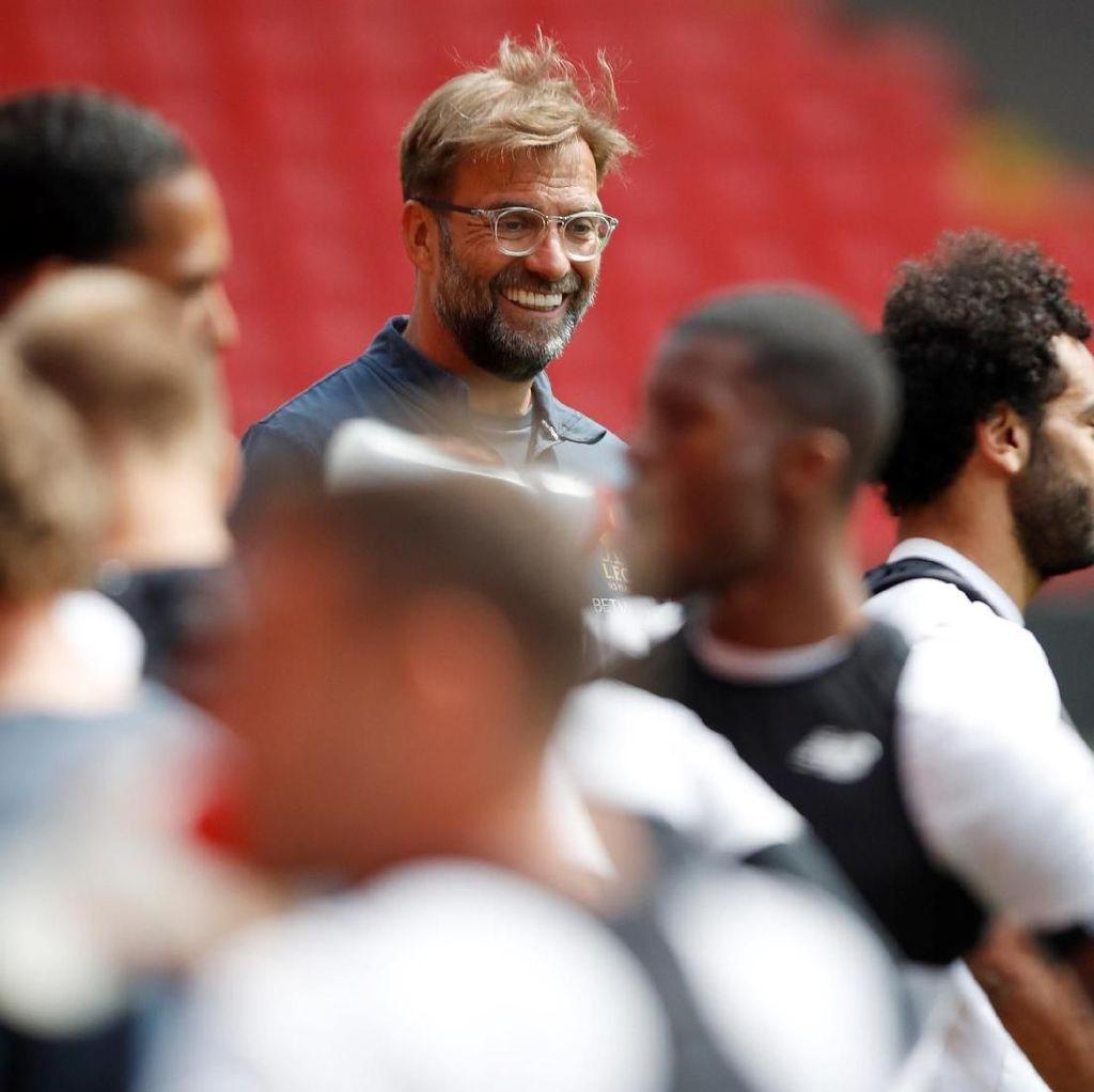 Klopp: Liverpool Dalam Kondisi Kebugaran Maksimal