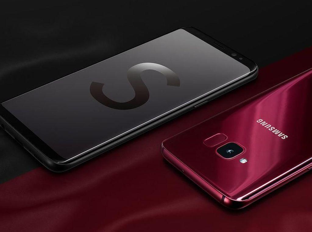 Samsung Rilis Galaxy S8 Versi Murah Tapi Tetap Mahal