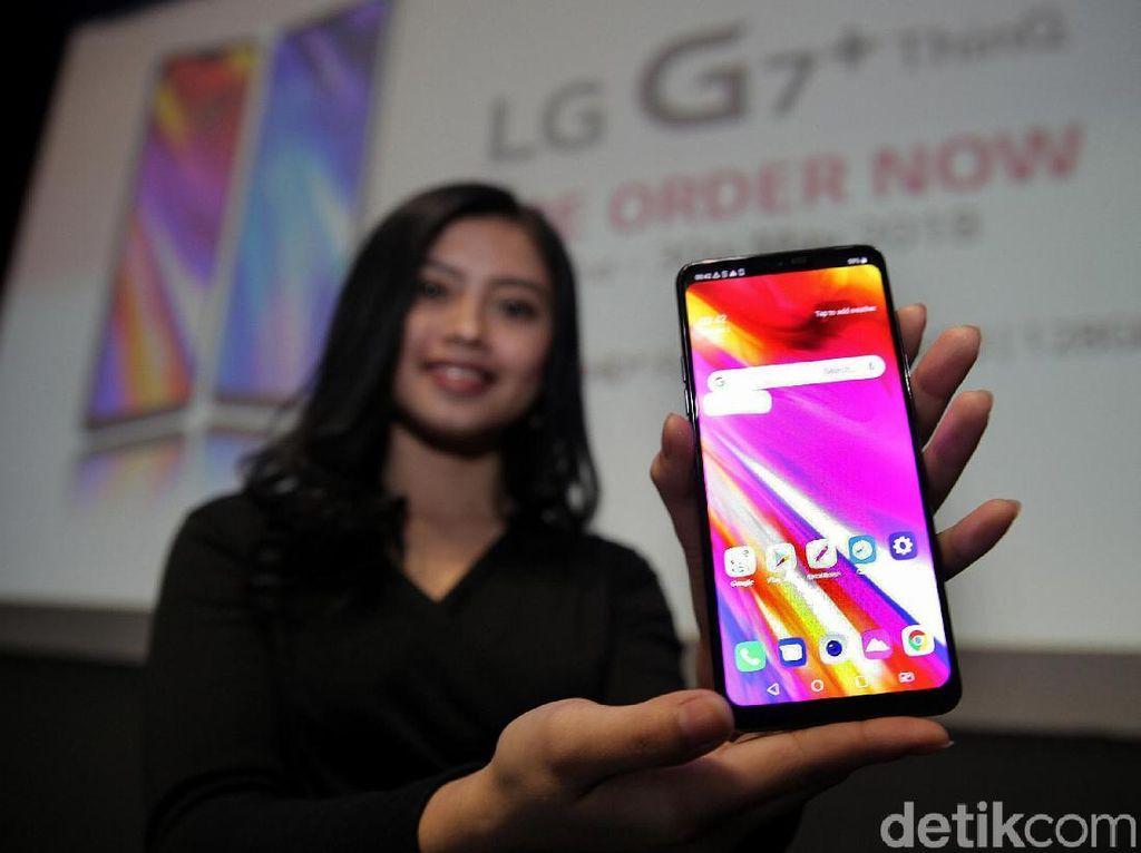 LG Bantah Hengkang dari Pasar Ponsel Indonesia