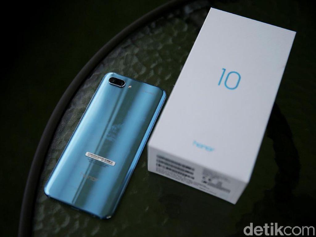 Ponsel Honor 10 Sambangi Indonesia Akhir Juli, Harganya?