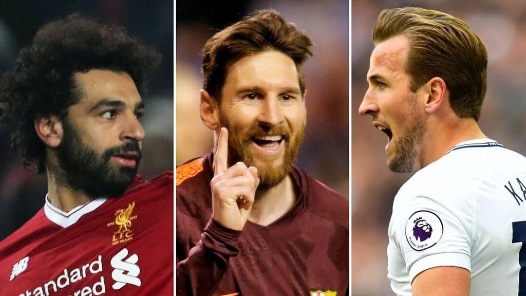 Messi Jadi Pemenang, Ini 10 Besar di Daftar Sepatu Emas Eropa