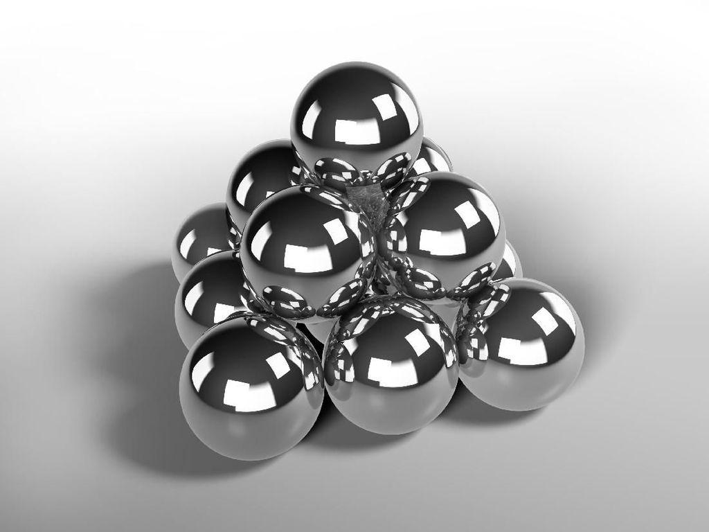 Ngeri! Ada 34 Manik-Manik Magnetik di Saluran Kencing Pria Ini