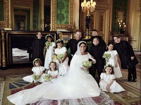 Ekspresi Bersin Putri Charlotte pun Menggemaskan Banget/