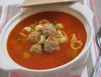 Resep Tahun Baru: Sup Tomat dan Teriyaki Salmon yang Enak Disantap Hangat