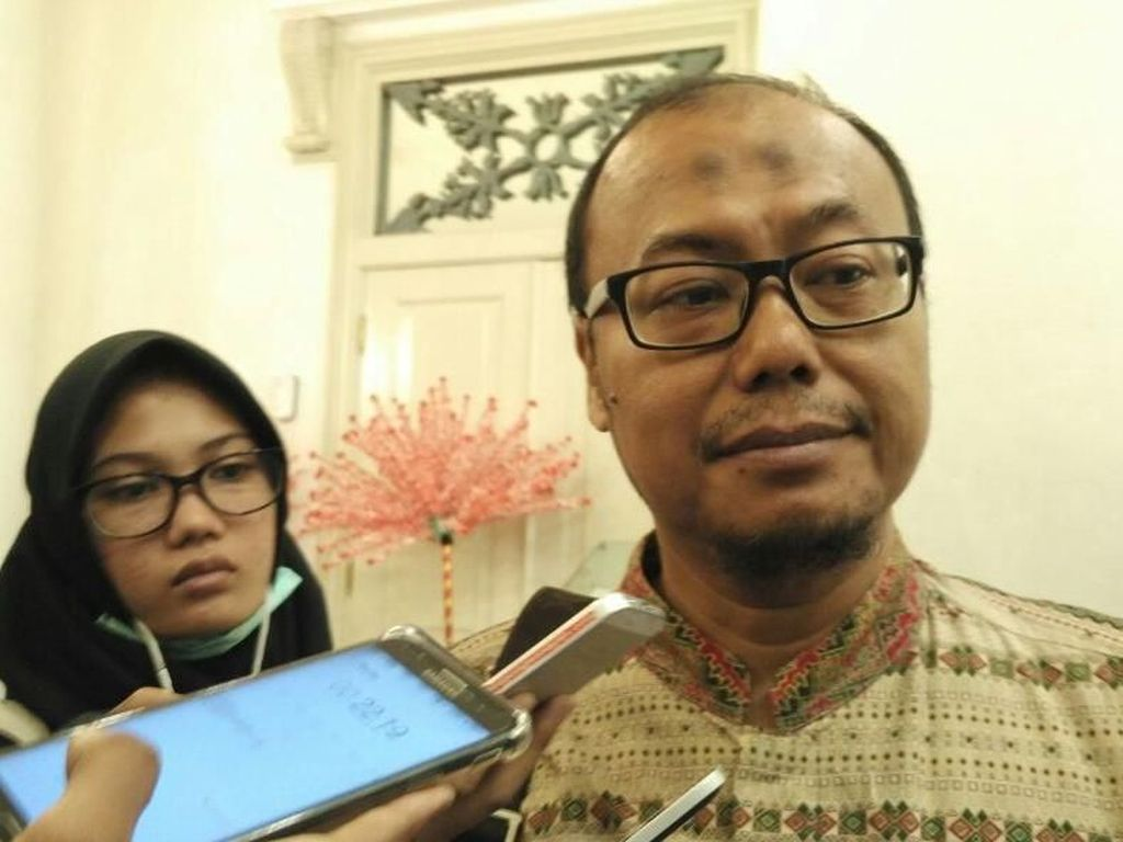 Anies Ganti Dirut PD Dharma Jaya Johan Romadhon