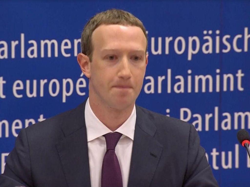 Investor Facebook Gagal Batasi Kekuasaan Mark Zuckerberg