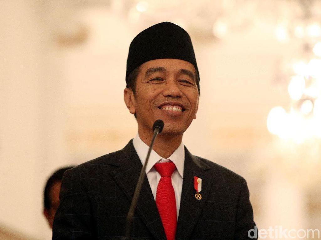 Jokowi Kumpulkan Ekonom di Istana, Apa yang Dibahas?