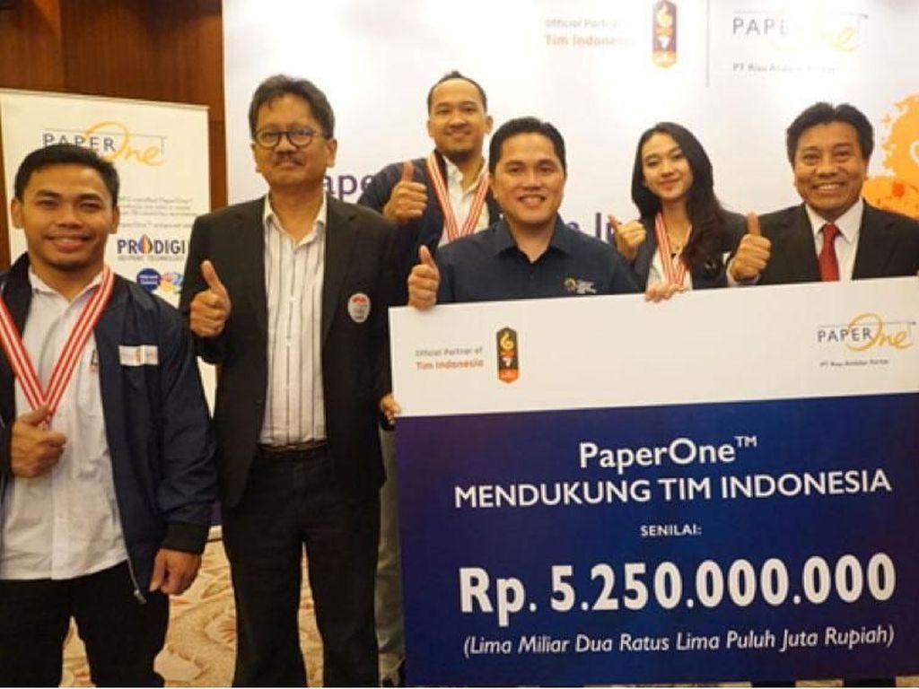 PaperOneTM Dukung Indonesia Jadi Nomor Satu di Asian Games