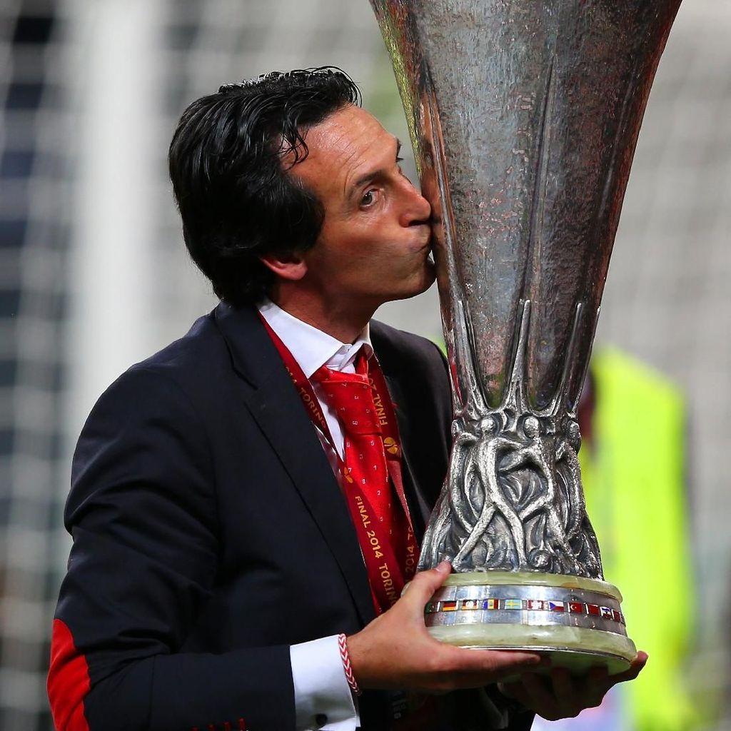 Fakta-fakta Manajer Baru Arsenal Unai Emery