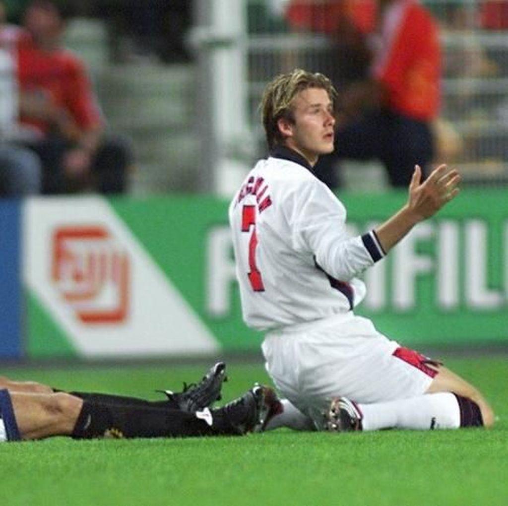 David Beckham, Si Anak Bodoh di Antara 10 Harimau Pemberani