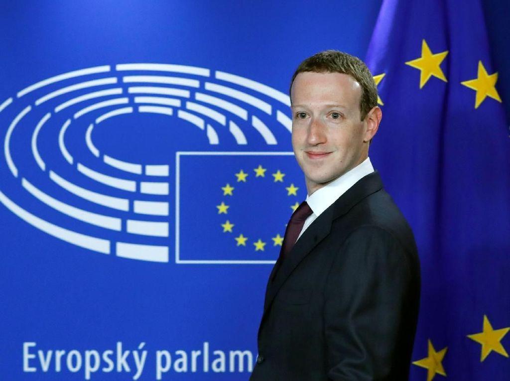 Pemegang Saham Facebook Kesal dengan Mark Zuckerberg