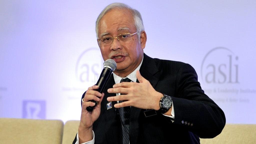 Foto: Koleksi Jam Tangan Miliaran Eks PM Malaysia yang Dituduh Korupsi