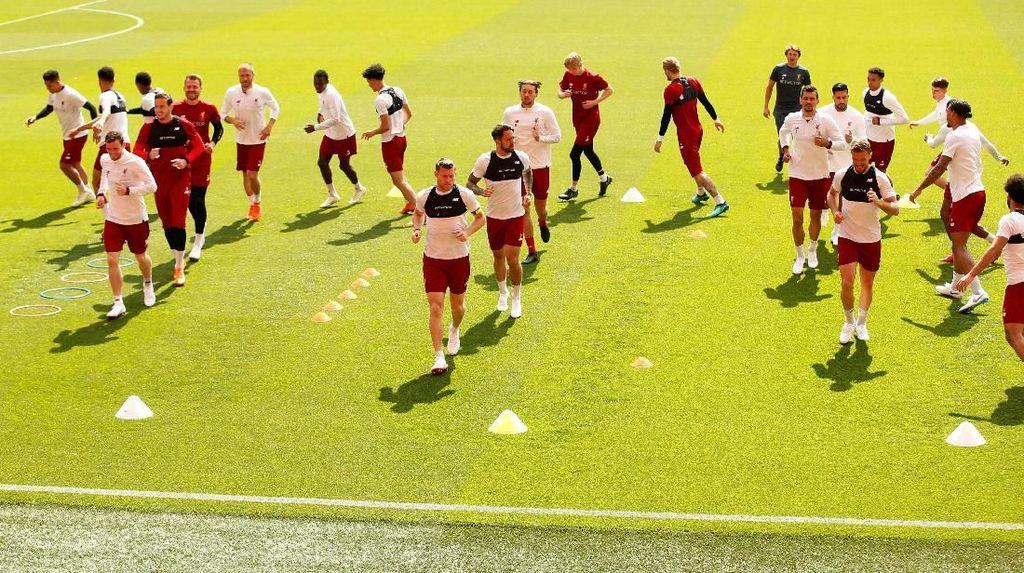 Kekalahan di Basel Jadi Modal Liverpool Hadapi Final di Kiev
