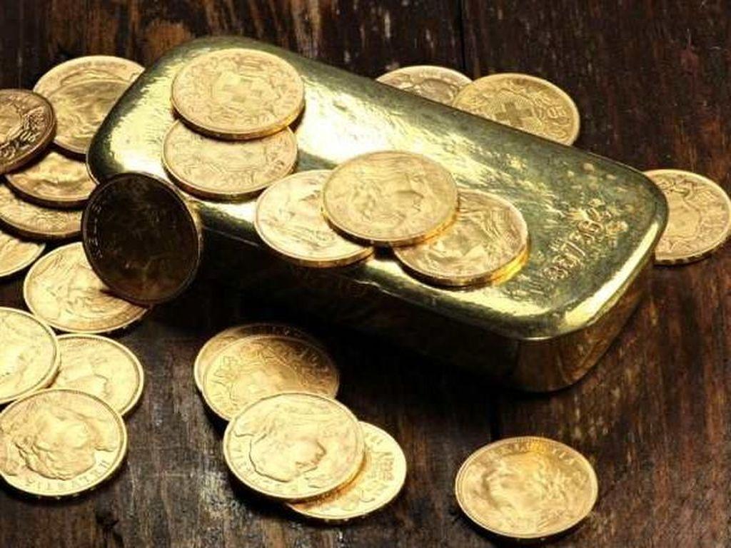 Memilih Emas Sebagai Alat Investasi Berisiko Minim