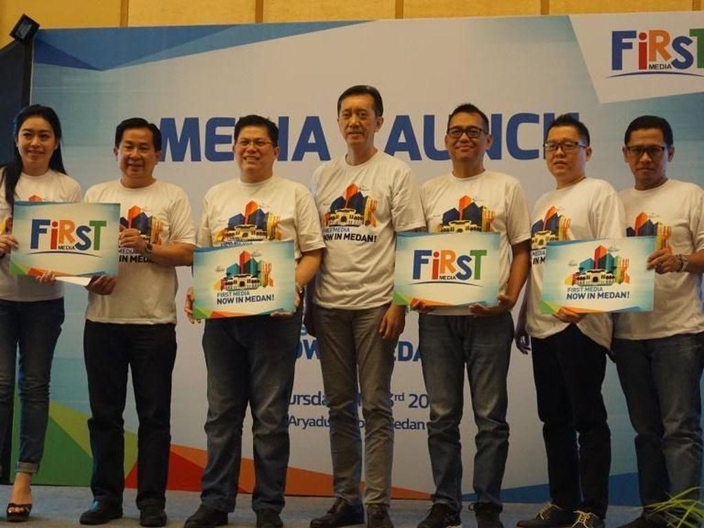 Ini Alasan First Media Ekspansi Internet ke Medan