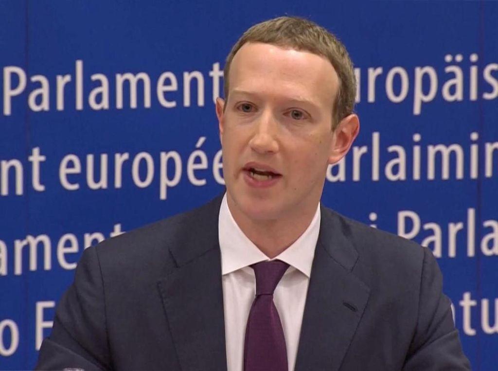 Dikritik Sesama Pendiri Facebook, Ini Tanggapan Zuckerberg