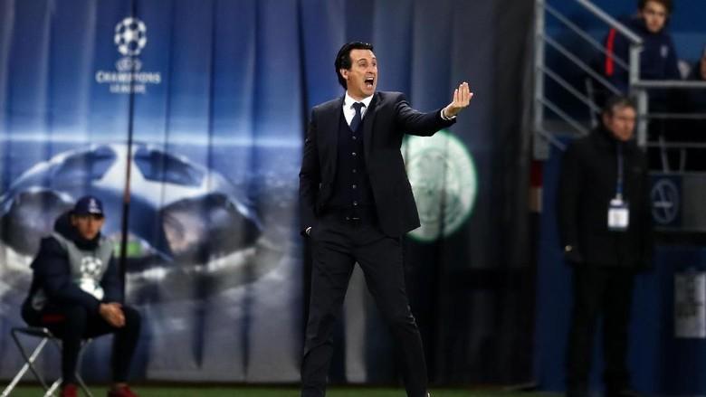 Emery Ingin Bawa Arsenal Kembali ke Liga Champions