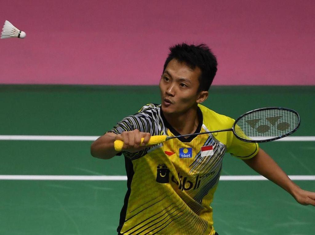 Ke Kejuaraan Asia Bulutangkis Beregu Campuran, Ini Daftar Pemain Indonesia