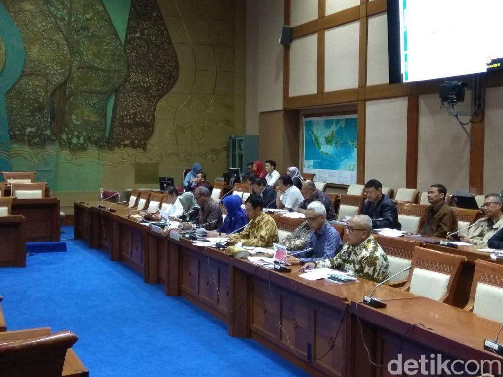 Kementerian ESDM Rapat 5 Jam dengan DPR, Ini Hasilnya