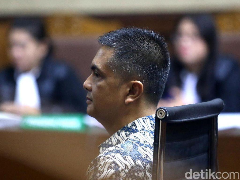 Penyuap Wali Kota Kendari Divonis 2 Tahun Penjara
