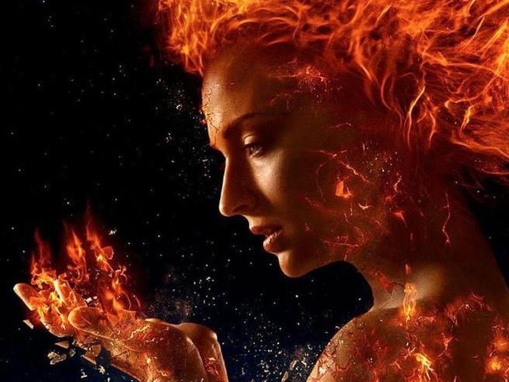 Dark Phoenix Seri X-Men dengan Sentuhan Logan dan Star Wars
