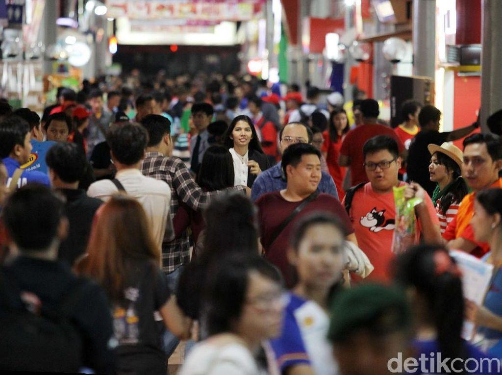 Pascakebakaran, Jakarta Fair 2018 Tetap Aman Dikunjungi