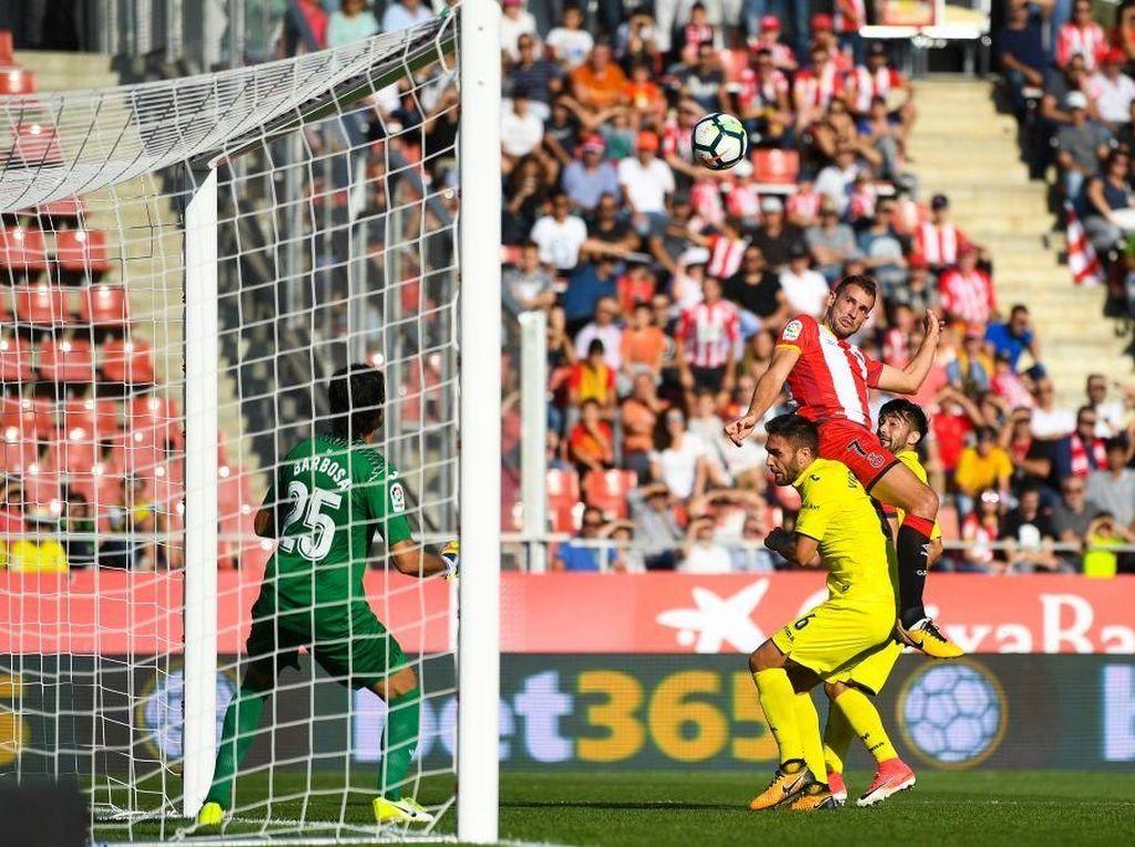 Para Jago Bikin Gol Sundulan di Lima Liga Top Eropa