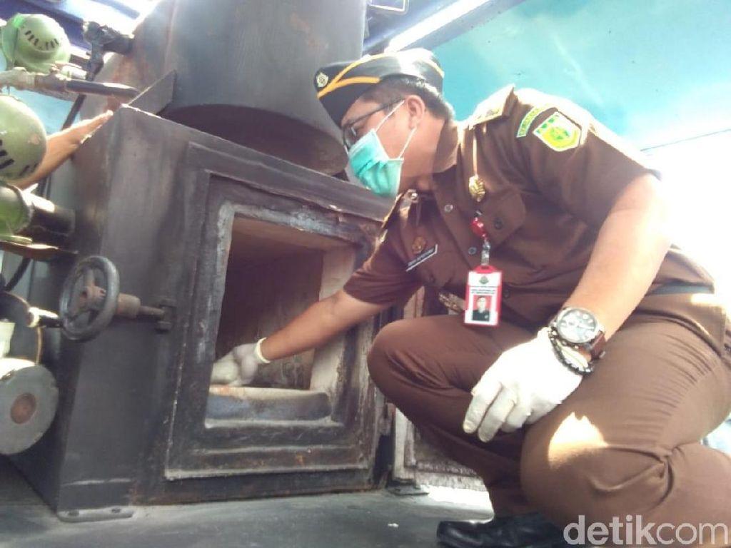 Kejari Surabaya Musnahkan Narkoba: Agar Tidak Dimanfaatkan Oknum