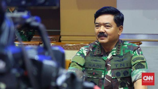 Koopssusgab TNI Sepakat Diaktifkan Melalui PP