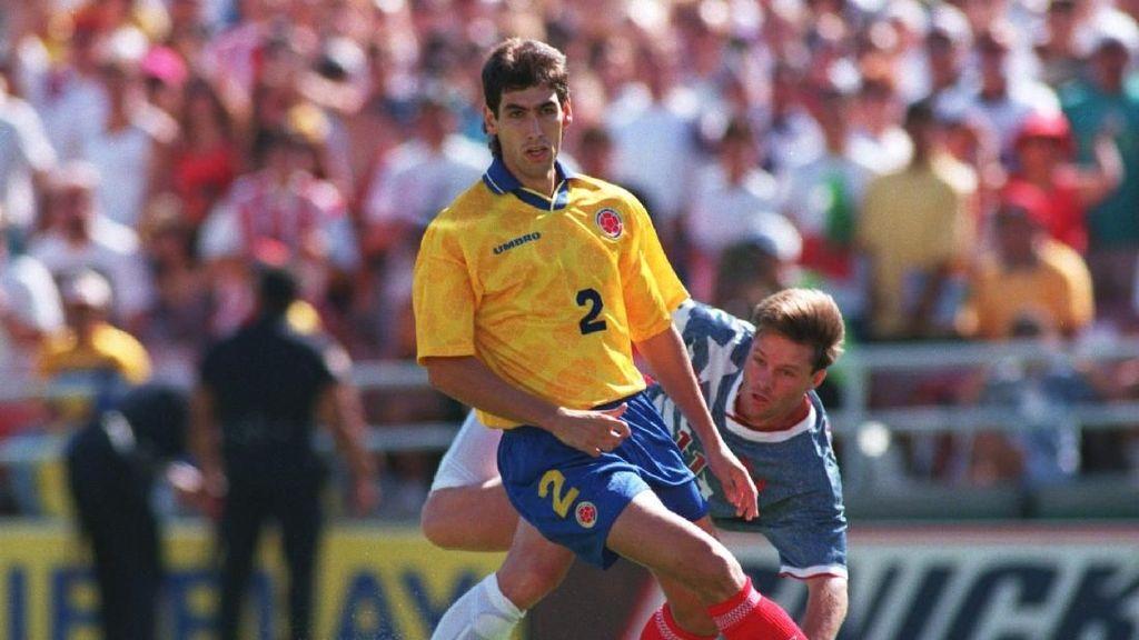 Andres Escobar Dihabisi karena Gol Bunuh Diri