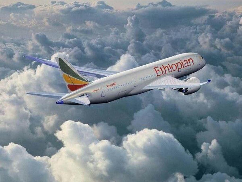 WNI Dilaporkan Jadi Korban Jatuhnya Pesawat Ethiopian Airlines