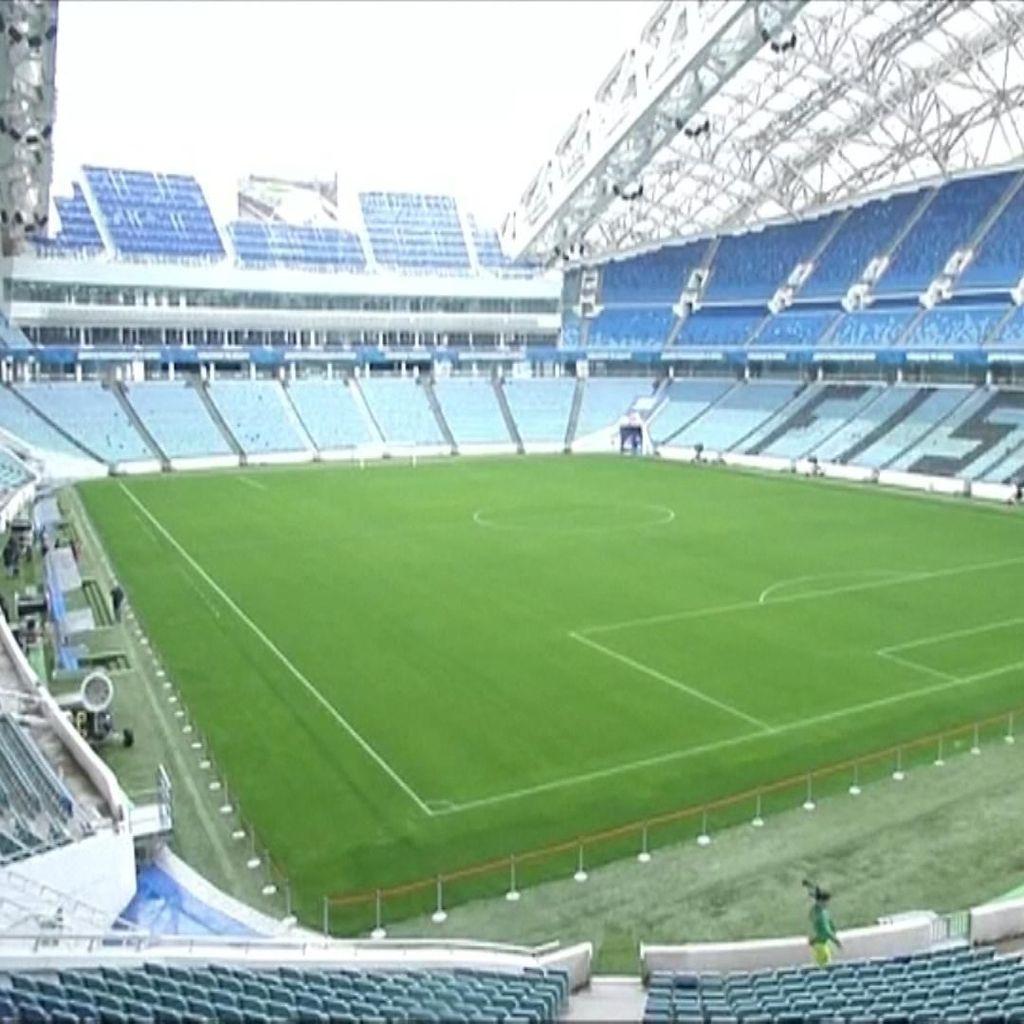 Lagi, Bukti Megahnya Stadion Piala Dunia di Rusia