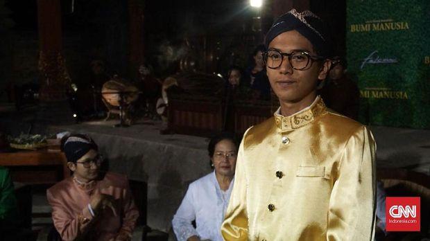 Iqbaal Ramadhan bakal berperan sebagai Minke di film 'Bumi Manusia'.