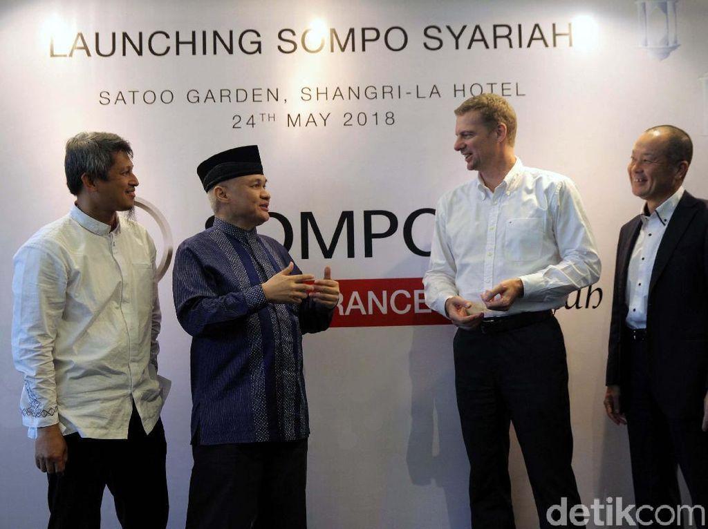 Sompo Insurance Masuk Pasar Syariah