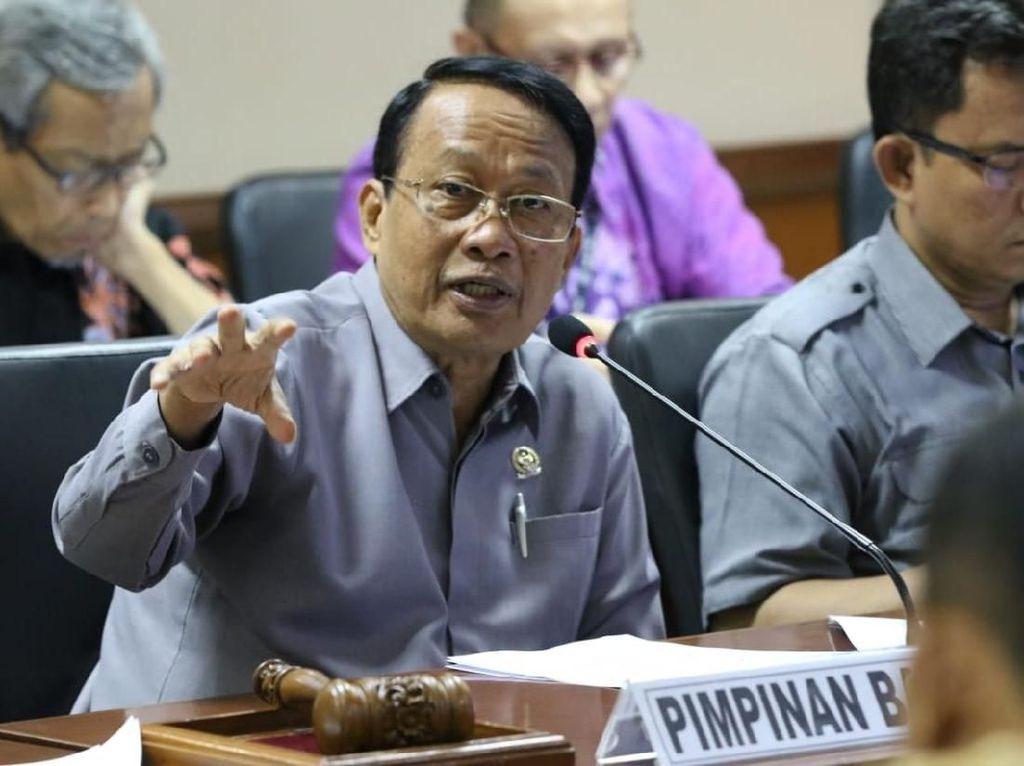 Konflik Lahan, Pedagang Pasar Kemiri Muka Depok Curhat Ke DPD RI