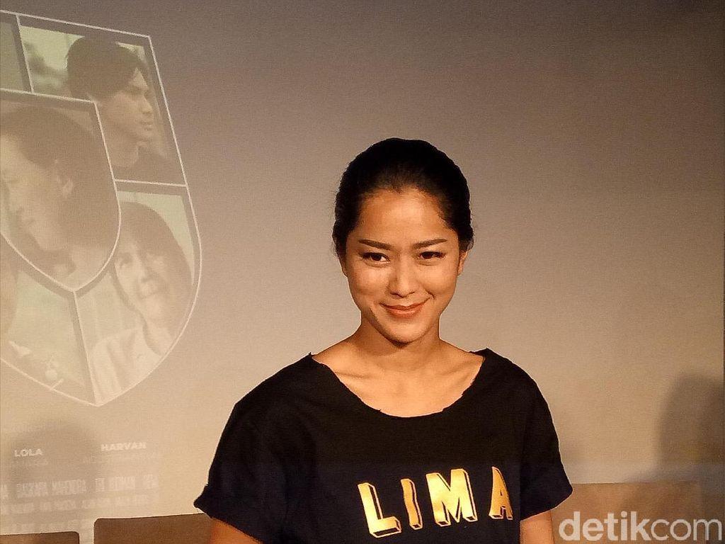 Prisia Nasution Perankan Nilai Pancasila Sila Ketiga di Film Lima