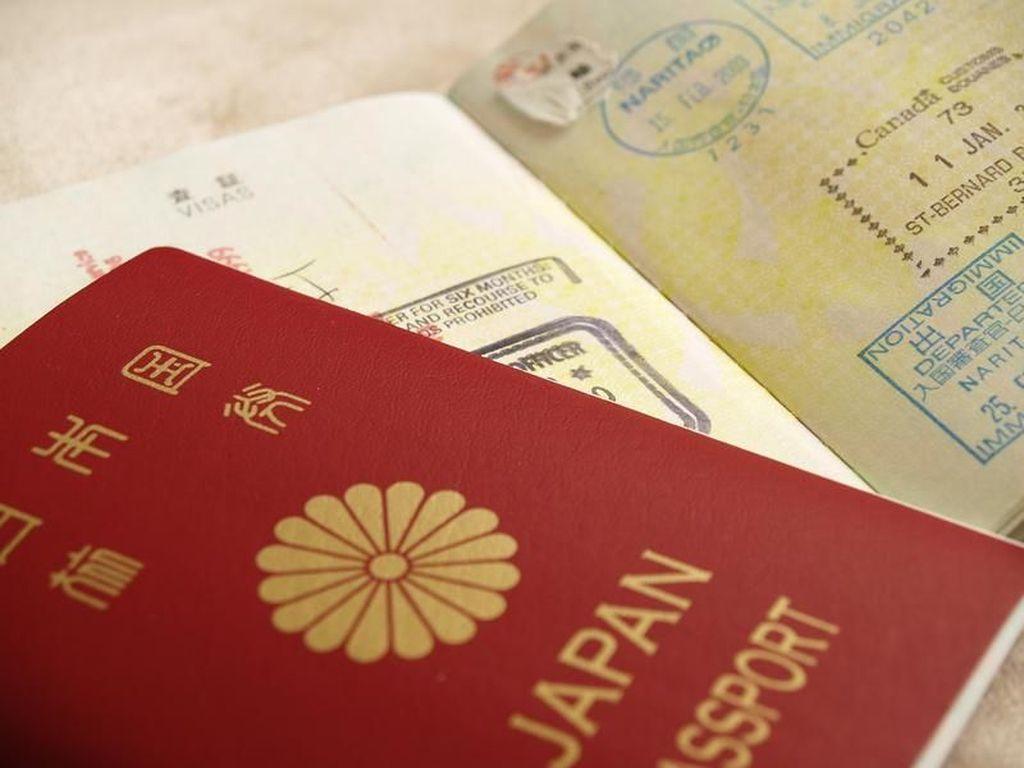 Ini Paspor Terkuat untuk Tahun 2021, Asia Dominan!
