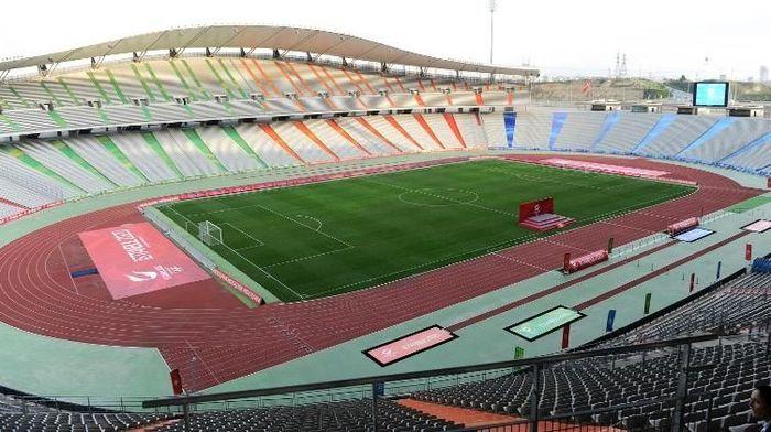 Ataturk Olympic Stadium akan menjadi tuan rumah final Liga Champions 2020 (Foto: Ozan Kose/AFP)