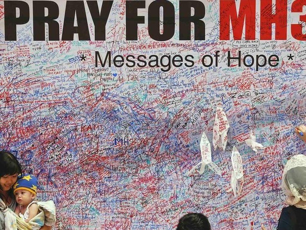 Penyelidikan MH370 Belum Berhenti