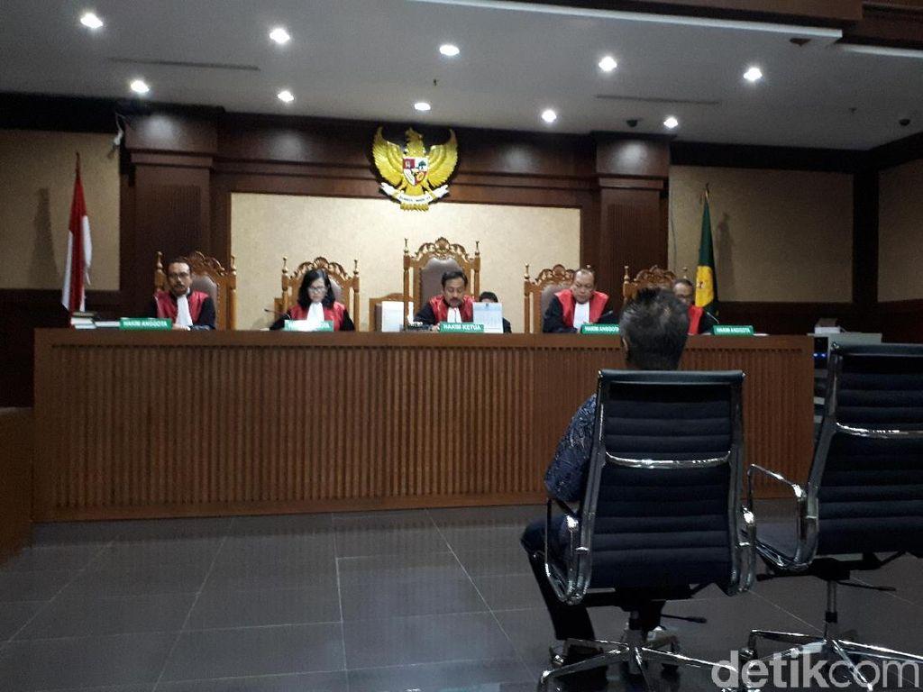 Penyuap Bupati HST Divonis 2 Tahun Penjara