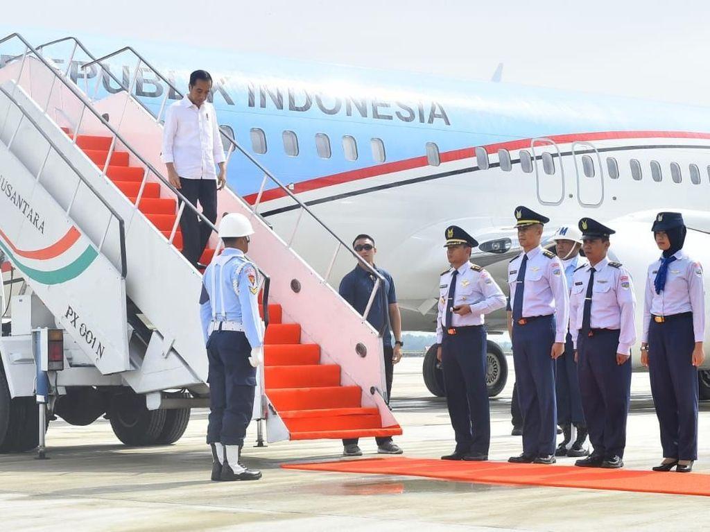 Beredar Foto Pesawat Kepresidenan Baru, Istana: Tak Ada Pembelian