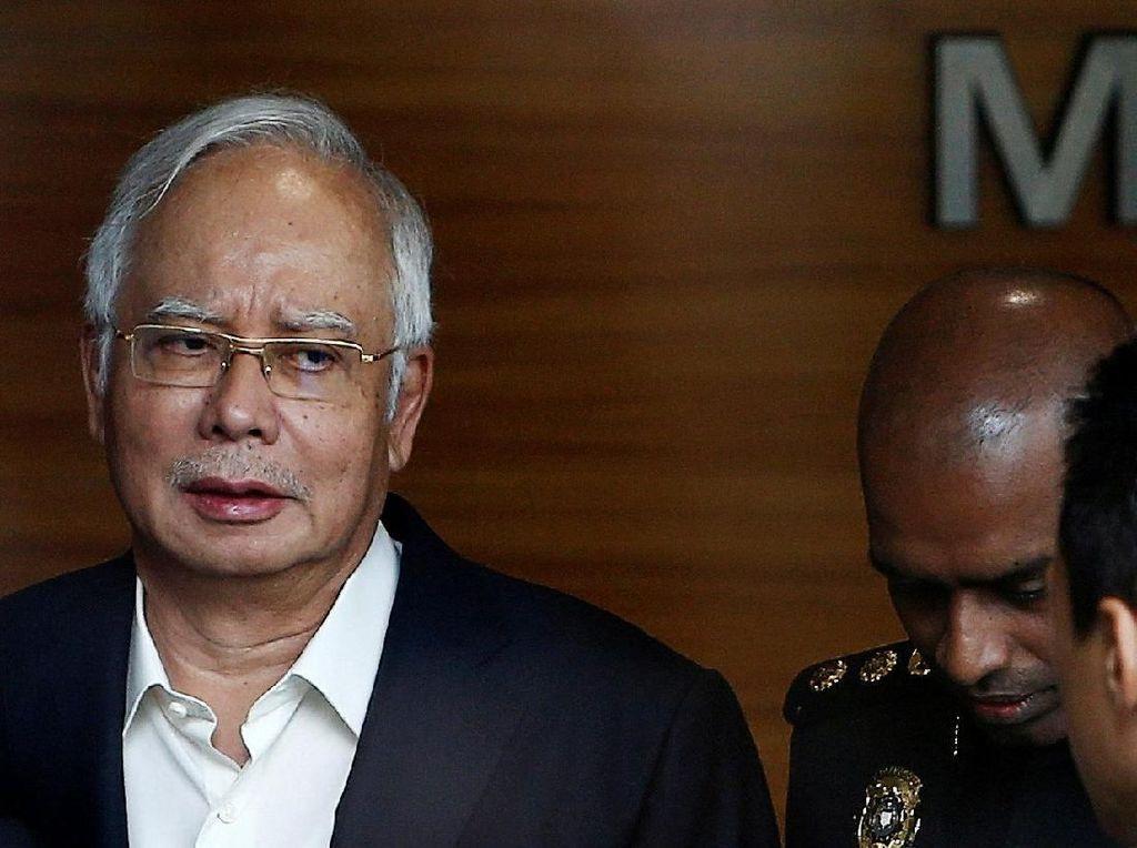Najib Bersikeras Dirinya Tak Mencuri Uang dari 1MDB